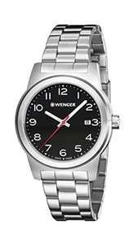 Wenger Men's Stainless Steel Swiss Watch @Amazon UK
