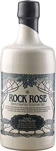 Rock Rose Navy Strength Gin £32.99 delivered at Amazon