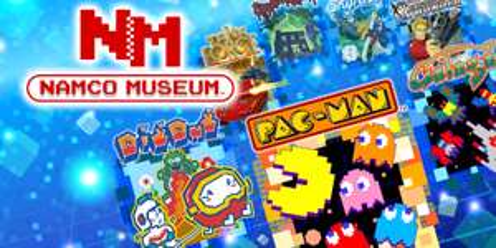 Namco Museum Nintendo Switch Eshop