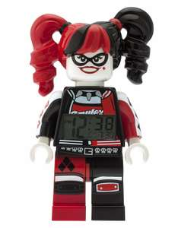 Lego Harley Quinn clock £19.99 Argos