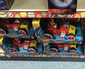 Mickey and the Roadster Racers RC hot rod £24.99 @ B&M INSTORE