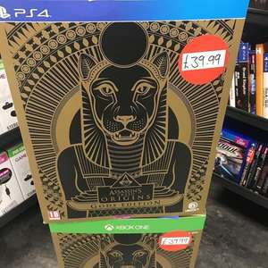 Assassin's creed origins gods edition - £39.99 instore @ GAME