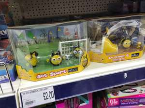Disney Junior the Hive Playset assortment £2 instore @ Poundworld