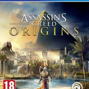 Assassins creed origins PS4 - £32 @ Amazon