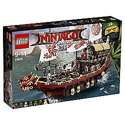 Lego Ninjago Destiny's Bounty £87.20 at Tesco & Amazon