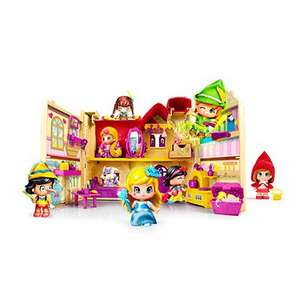 Pinypon Tales House Playset online and in-store - £12.50 @ The Entertainer Toy Shop (free C+C)