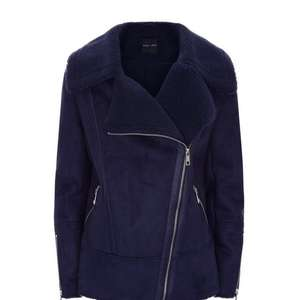 Women's Faux Shearling Jacket £24.01 in New look sale free click and collect different colours available