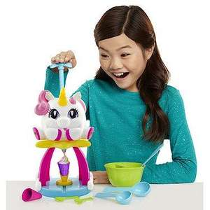 Unicone Rainbow Swirl Maker was £24.95 now £12 C+C @ Tesco Direct