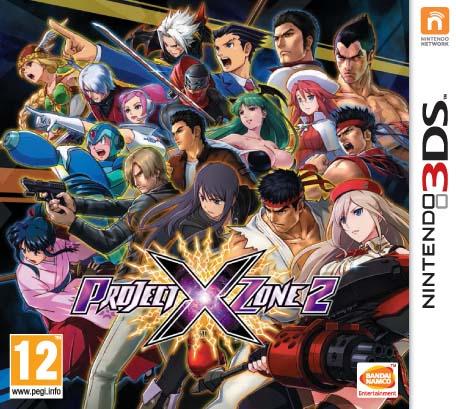 Project X Zone 2 3DS £7.49 Nintendo eShop