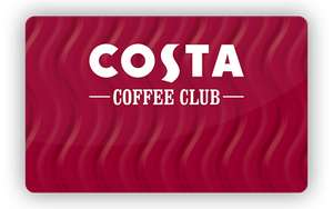 Triple Costa Coffee points using coffee club card or app (15-21 Dec)