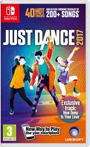 Just Dance 2017 for Nintendo Switch - £14.86 @ ShopTo