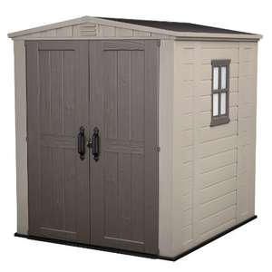 Keter 6 x 6 Plastic shed £359.99 @ Amazon