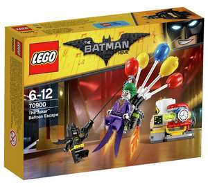 LEGO The Batman Movie The Joker Balloon Escape - 70900