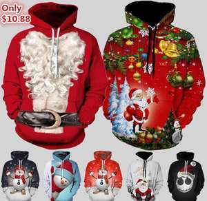 Some truly horrific Christmas jumpers clearance from £7.01 delivered with code @ Gamiss
