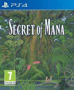Secret of Mana (PS4) [Prime only] @ Amazon