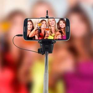 Selfie Snap Stick reduced from £10 97p @ Menkind