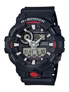 Casio G-Shock Men's Analogue/Digital Quartz Watch with Resin Strap – GA-700 £55.25 @ Amazon