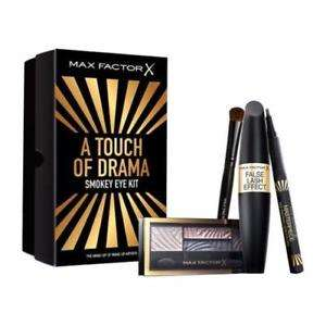 Max Factor Touch Of Drama Smokey Eye Gift Kit Eyeshadow Mascara Liquid Eyeliner £11.99 @  foreverylittlething / Ebay