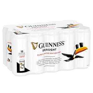 60 * 440ml cans of Guinness £41.98 delivered Amazon Pantry (Prime)