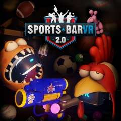 Sports Bar (PSVR) £7.50 (US PS STORE)