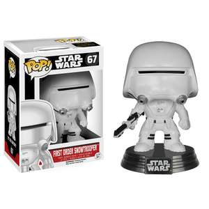 Various Pop Vinyls Half Price @ Toys R Us ( Free C+C) - £4.96