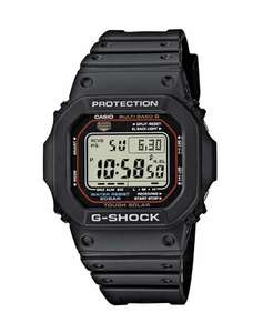Casio G-Shock GW-M5610-1ER Was £98.69 Now £58.65(Exclusively for Prime Members) @ amazon