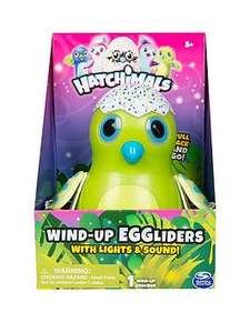 Hatchimals Wind-up EGGlider with Lights and Sound (was £14.99) Now £6.99 C&C @ Very