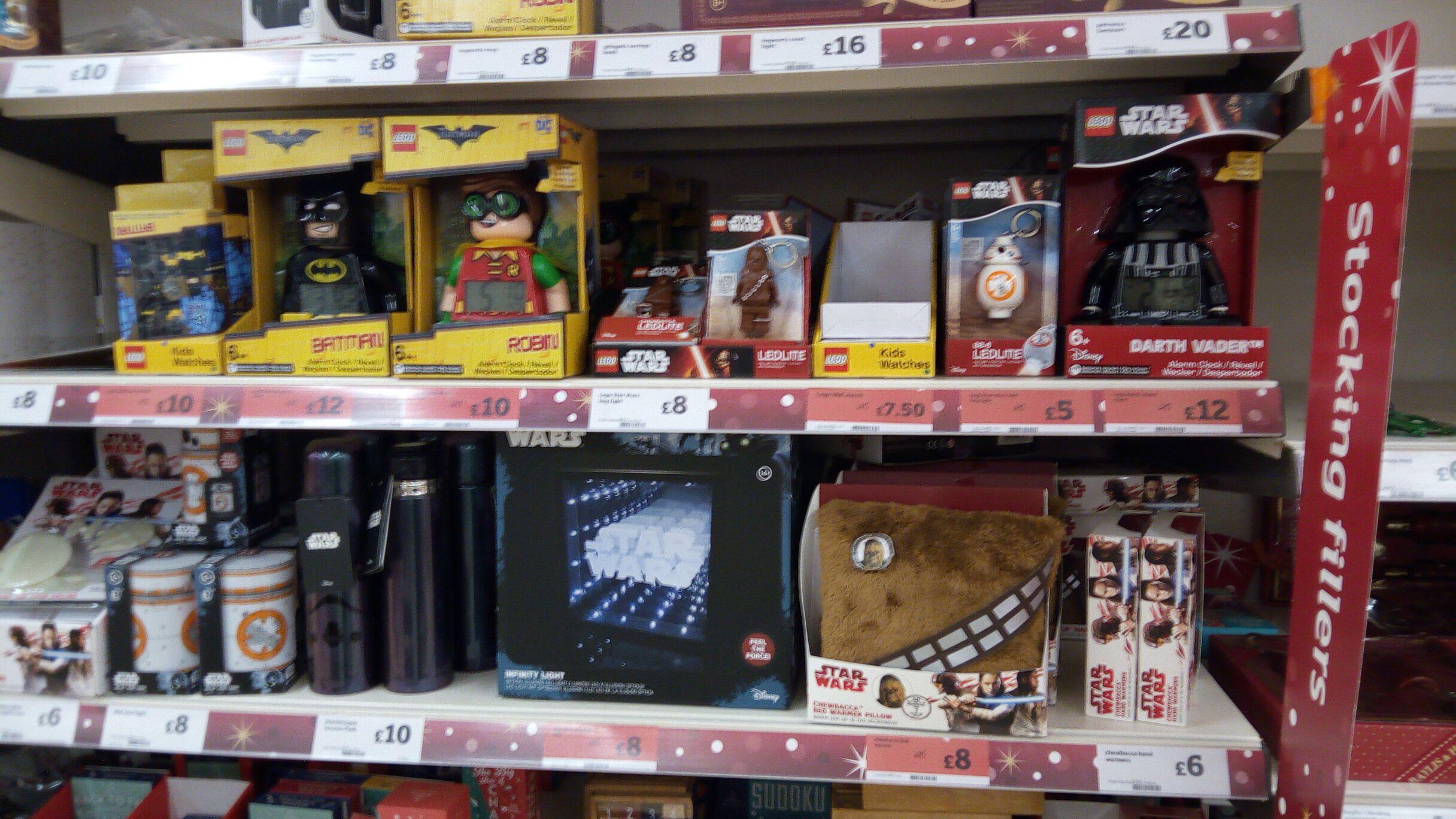 Lego Robin Clock in-store £10.00 @ Sainsburys £10