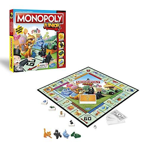 Monopoly Junior £5.00 Amazon add on item