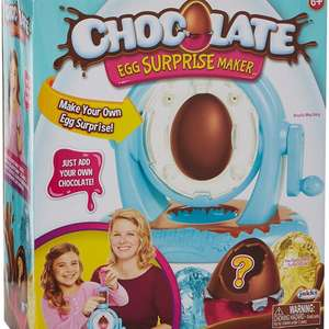 Chocolate Egg Surprise Maker £12 Prime Exclusive @ Amazon