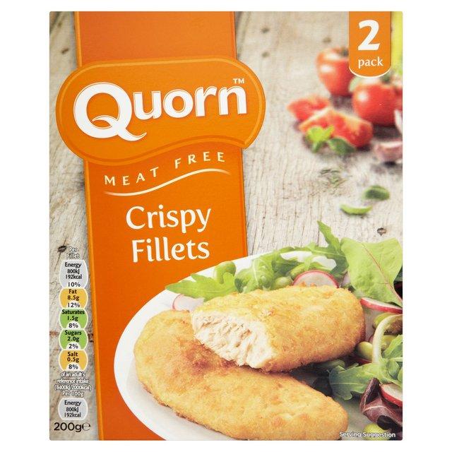 Quorn Crispy Fillets £1.97 @ Morrisons