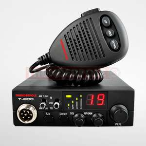 Thunderpole T800 cb radio £54.99 delivered @ thunderpole radio communications