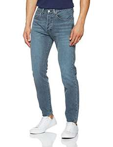 Levi Strauss & Co Men's 501 Tapered Fit Jeans 33 waist 34 inside leg £25.43 PRIME Amazon