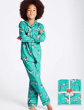 Kids Marks & Spencer's  half price Christmas pyjamas