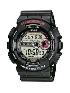 G-Shock Casio Men's Digital Watch with Resin Strap GD-100-1AER £44.20 @ Amazon