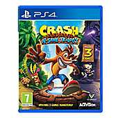 Crash Bandicoot: N'sane Trilogy - PS4 £20 @ Tesco Direct (free delivery or free c+c)