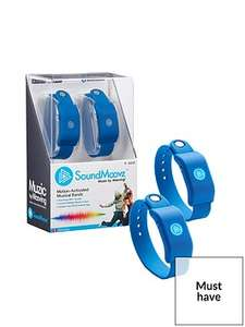 Soundmoovz in stock at Very £39.99