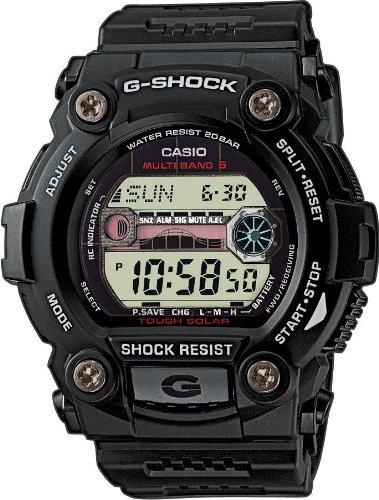 Casio Men's G-Shock Watch (Solar/Radio Controlled) GW-7900-1ER @ Amazon