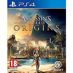Assassins Creed Origins [PS4/XO] £32.00 @ Tesco Direct