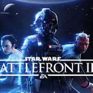 Xbox one Star Wars Battlefront 2 digital download reduced to £38.99 and elite edition for £51.99