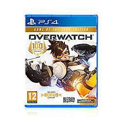 Overwatch: Game Of The Year Edition PS4 £22  @ Tesco Direct