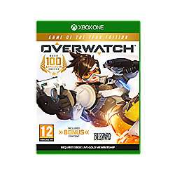 Overwatch - Game of the Year Edition (Xbox One) £22 Delivered @ Tesco Direct