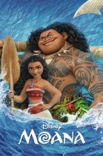 Moana (2016) HD Disney Classic iTunes £4.99