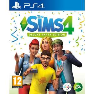 The Sims 4 - Deluxe Party Edition [PS4/XO] The Game Collection £ £37.95