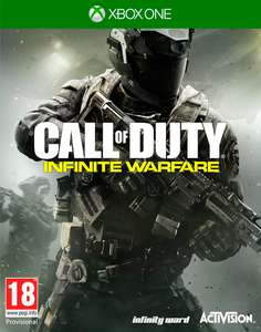 Call of Duty: Infinite Warfare (PS4/XO) £4.99 Delivered @ GAME