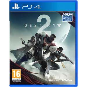 Destiny 2 (PS4/XO) £14.99 C&C @ Smyths (£17.98 Delivered)