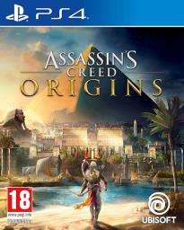 Assassins creed origins ps4 and xbox one £31.99 - Grainger Games
