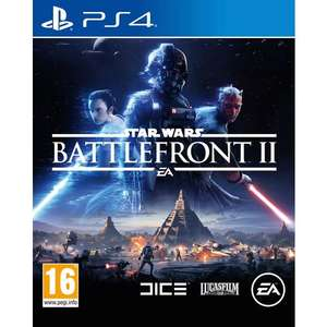 Star Wars Battlefront 2 (PS4/XB1) £29.99 @ Smyths