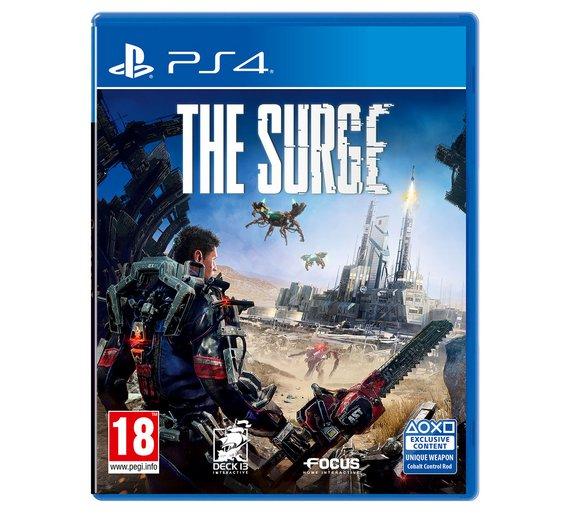 The Surge PS4 £8.99 @ argos