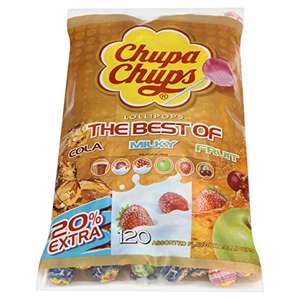 120 chupa chups for £12.959 delivered @ Amazon